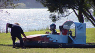 Wantirna College hovercraft picture